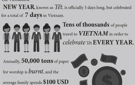 Student Appreciation of Tết