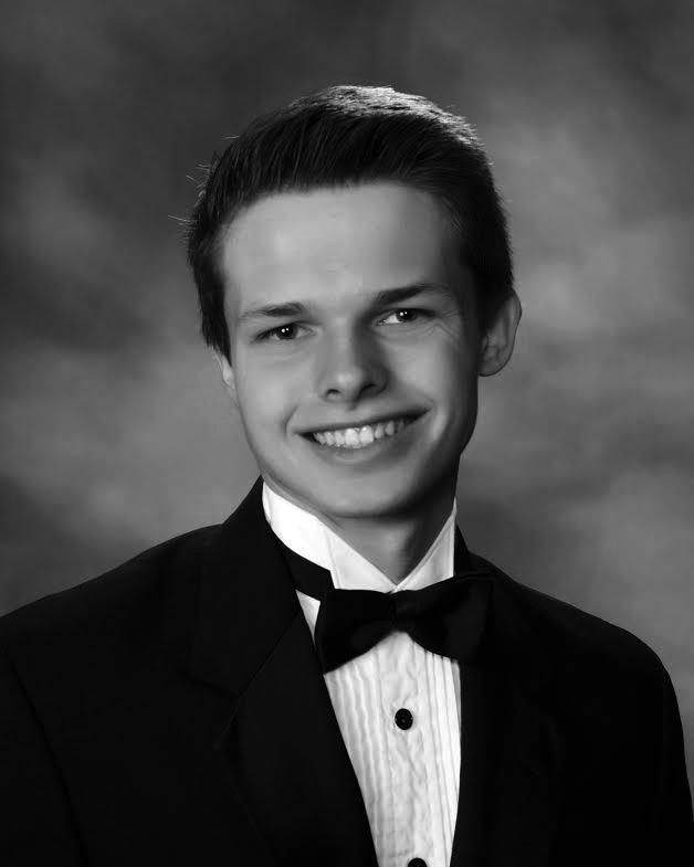 Justin Sippel, Valedictorian